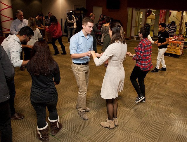 Where Can You Learn Ballroom Dancing?