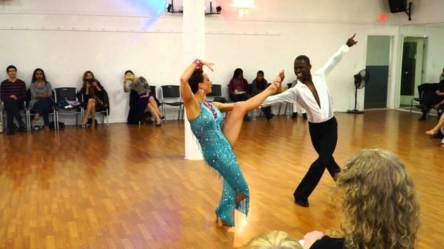 ballroom dancing competitions