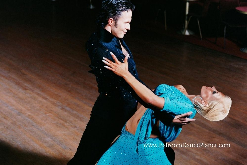 ballroom dance etiquettes feature