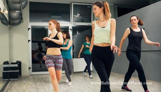 What are the Three Choreographic Elements of Dance_