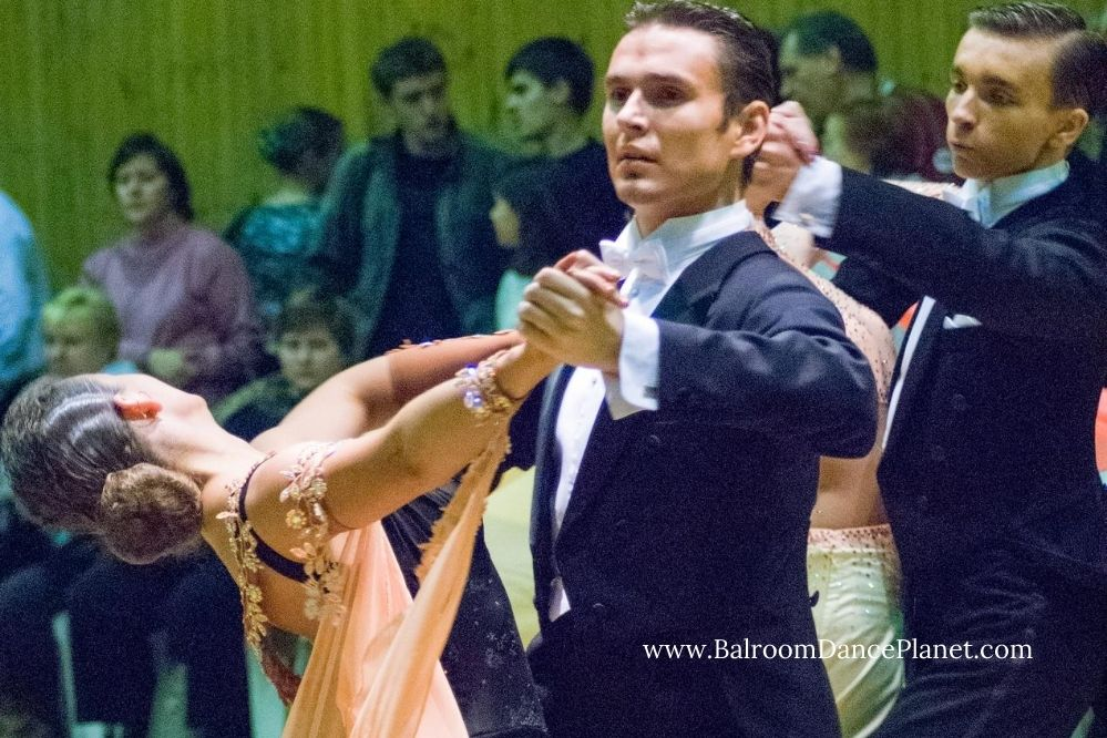 who created ballroom dance feature