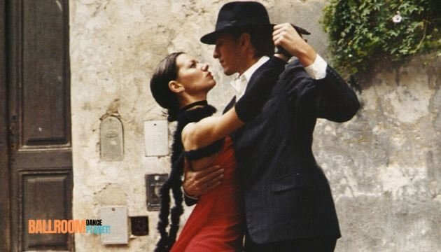 the difference between ballroom dance and latin dance