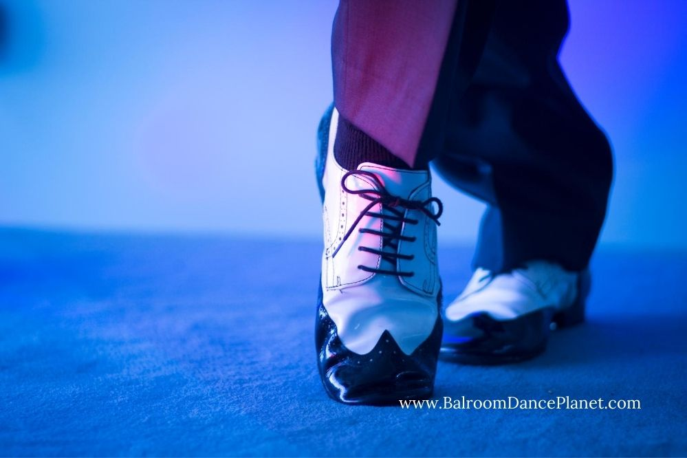 mens ballroom dance shoes feature