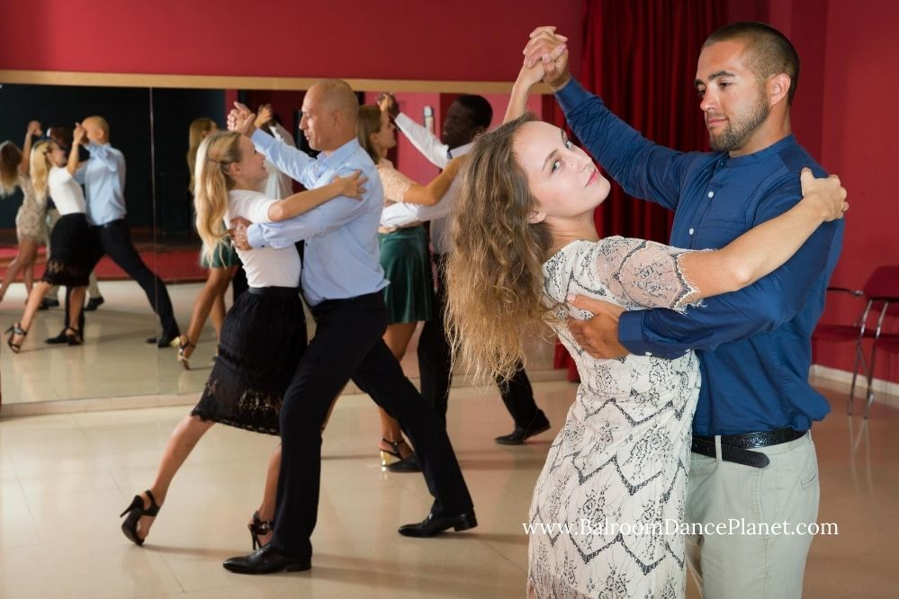 how much do ballroom dance teachers make feature