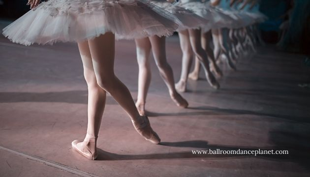 What Materials Are Ballet Shoes Made From